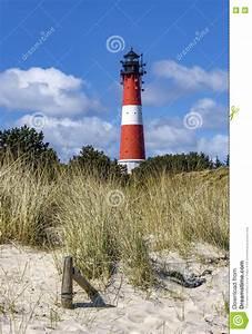 Leuchtturm Sylt Hörnum : leuchtturm auf der insel sylt in hoernum stockfoto bild von gefahr meer 70845204 ~ Indierocktalk.com Haus und Dekorationen