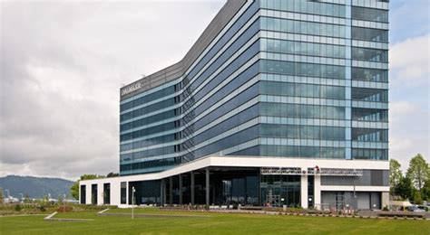 Inside Daimler's Swan Island Headquarters