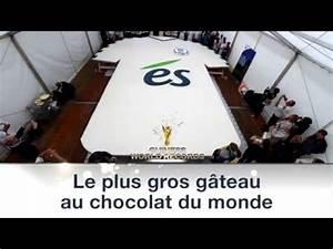 Le Plus Gros Moteur Du Monde : le plus gros g teau au chocolat du monde s rcsa youtube ~ Medecine-chirurgie-esthetiques.com Avis de Voitures