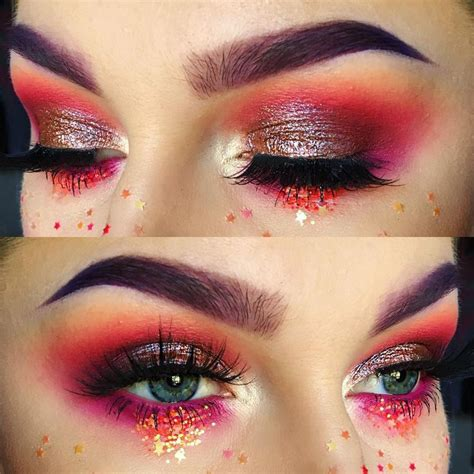 colorful makeup 1000 ideas about colorful makeup on dramatic