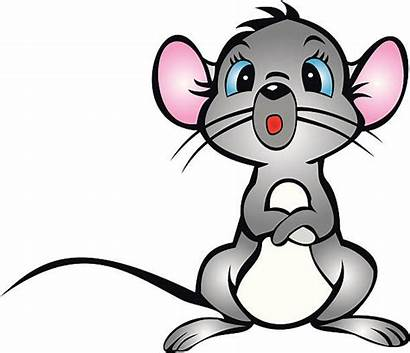 Mouse Cartoon Vector Tooth Clip Illustrations Rat
