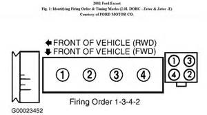 ford focus firing order solved need firing order for ford focus 2002 4 cyl fixya