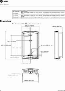 251701 Wireless Communications Interface User Manual Wci Svx Book Trane U S