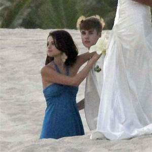 Justin Bieber And Selena Gomez Attend Wedding Together ...