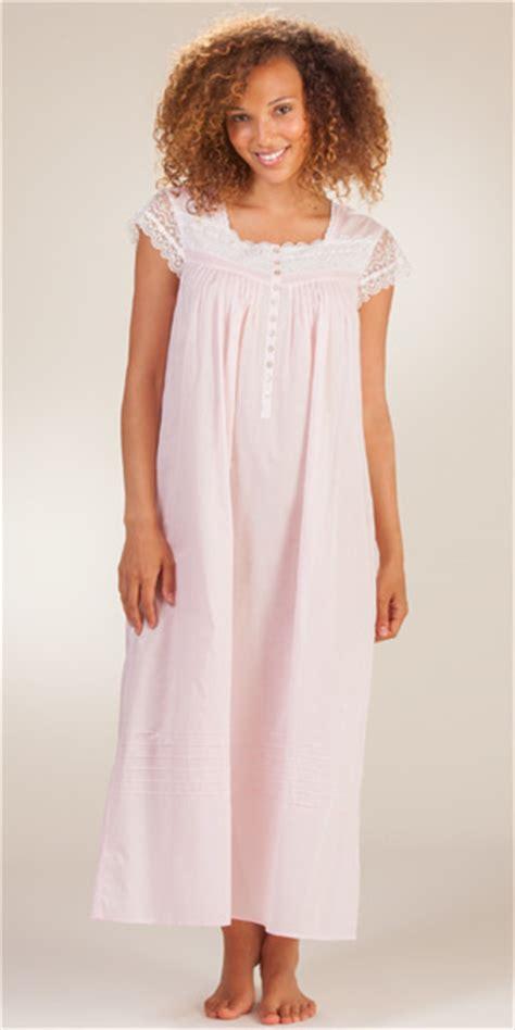 Plus Size Shadowline Gowns