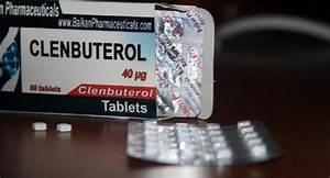 Кленбутерол сироп для похудения дозировка
