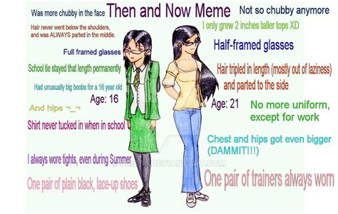 Memes Then And Now - then and now meme by uria86 on deviantart
