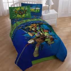 mutant turtles comforter walmart