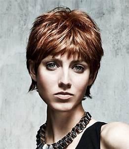 Coiffures Courtes Dégradées : coiffures courtes d grad es femmes ~ Melissatoandfro.com Idées de Décoration