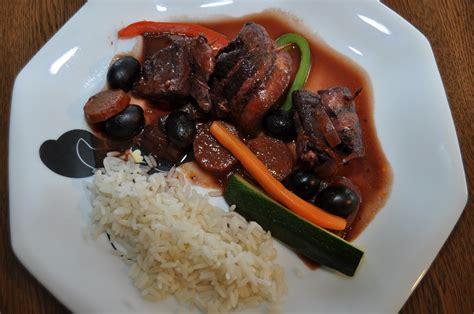 cuisine camarguaise culotte de cheval à la camarguaise les recettes de cuisine
