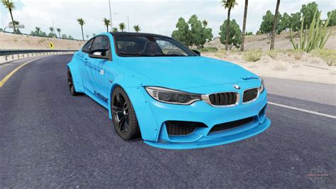 Bmw M4 Coupe Modification by Bmw M4 Coupe F82 V2 0 For American Truck Simulator