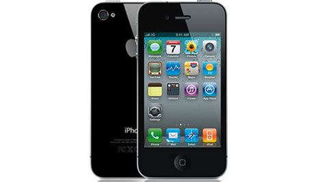 apple iphone 4s 8gb black mobile phone