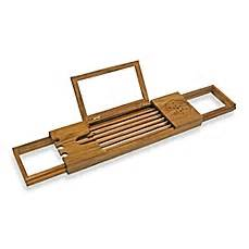 taymor teak bathtub caddy shower bath caddies bedbathandbeyond