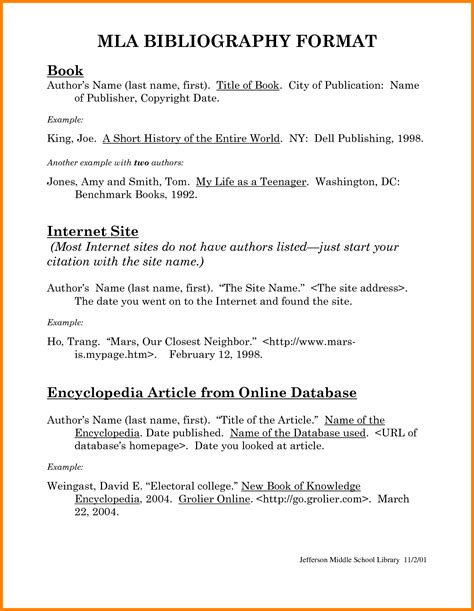 mla format bibliography  physics pinterest