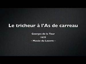 le tricheur a l39as de carreau youtube With as de carreau