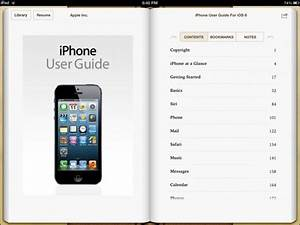 Apple U0026 39 S Iphone 5 User Guide Tells You Everything You Need To Know About Your New Iphone And Ios