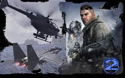 Call Warfare Duty Modern Wallpapers Widescreen Desktop