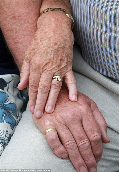 husband lost wedding ring husband who lost wedding ring in 1966 reunited with it