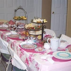 Tea Party Ideas. | Womens Ministry Ideas | Pinterest