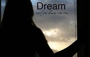 dream, girl, hair, pretty, quote - image #318420 on Favim.com