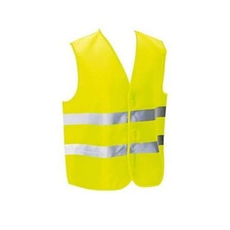 gilet jaune de securite homologue protection incendie
