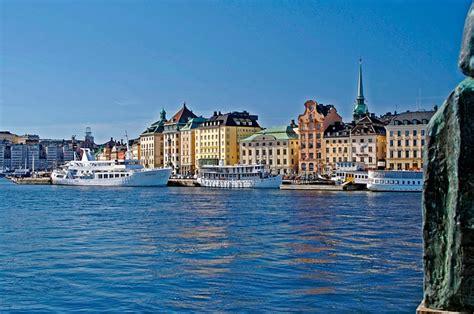 stockholm sweden europe  photo  pixabay