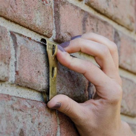 hooks for stockings on brick 145 best images about on house kits and