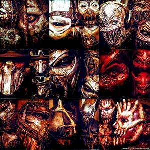 Industrial Metal:: MushroomHead-The Righteous and The ...