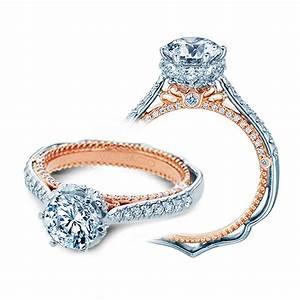 Verragio VENETIAN 5070D 055ctw Diamond Engagement Ring