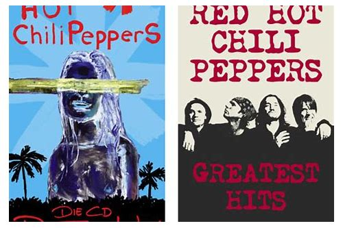 red hot chili peppers baixar de font does
