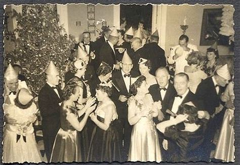vintage new year s