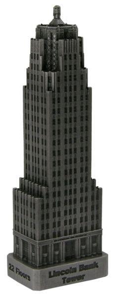 replica buildings infocustech lincoln bank tower