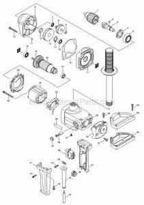 Makita Ds4000 Parts List And Diagram   Ereplacementparts Com