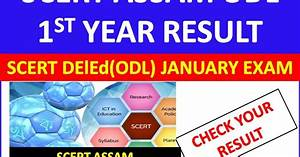 Maneb Odl4 Examination Results For 2014