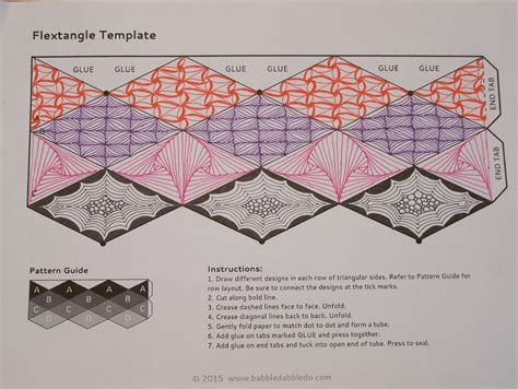 Flextangle Template Flextangle Template Designs Pictures To Pin On