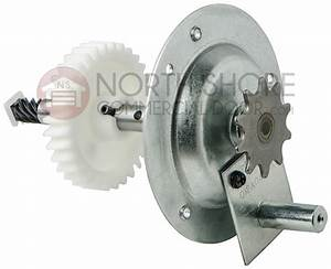 Liftmaster 41a5668 Gear And Sprocket Assembly For Ats211x