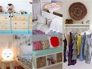 Ikea Chambre D Enfant : inspiration ikea hacking des id es pour sa chambre d 39 enfant ~ Teatrodelosmanantiales.com Idées de Décoration