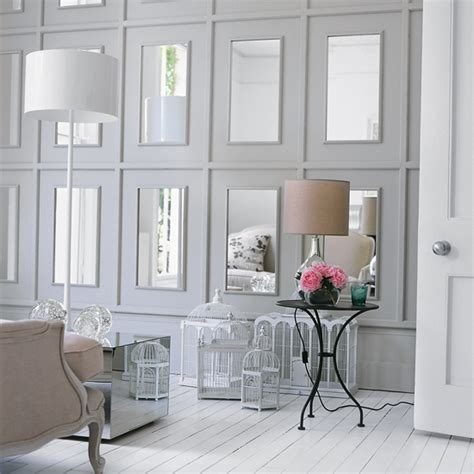 ways  decorate  mirrors ideal home