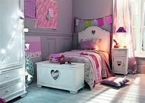 Chambre Fille 4 Ans : idee decoration chambre fille 4 ans ~ Teatrodelosmanantiales.com Idées de Décoration