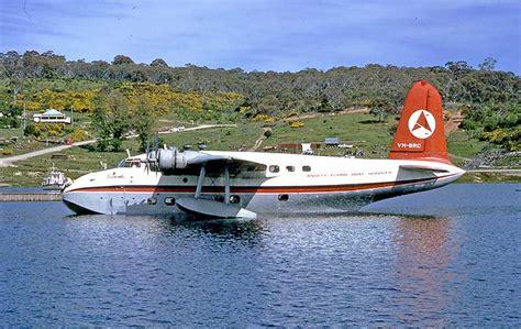 Flying Boat Australia ansett airways flying boat services in australia