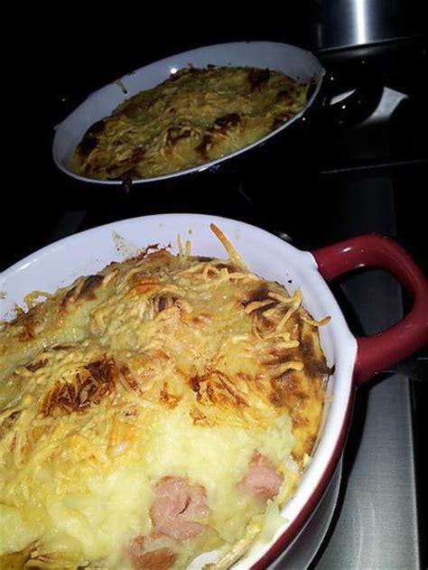 cuisiner des saucisses de strasbourg recette de hachis parmentier aux saucisses de strasbourg