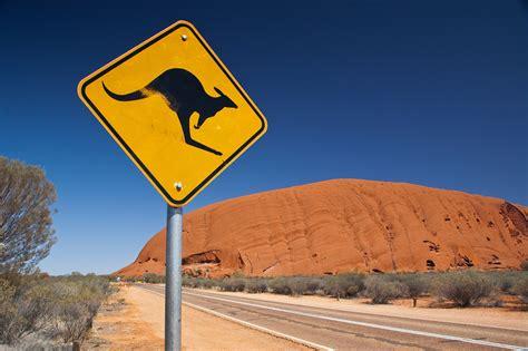 Kangaroo Sign  Bluedeviation Flickr