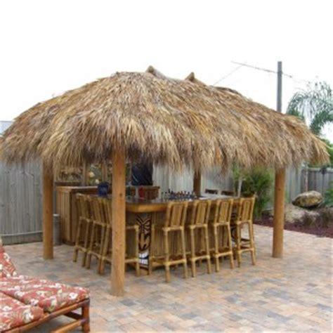Joes Tiki Hut by Custom Tiki Huts West Palm Authentic Tiki Huts Fl