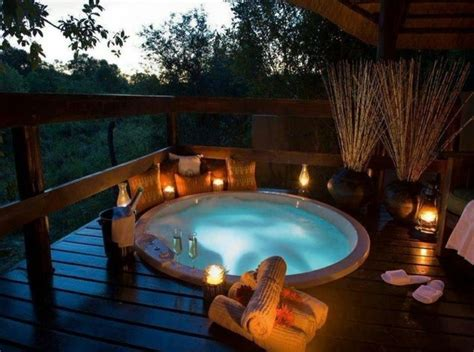 chambre spa privatif chambre avec privatif 40 idées romantiques