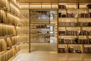 Bibliothèque Design Bois : bibliotheque bois ~ Teatrodelosmanantiales.com Idées de Décoration