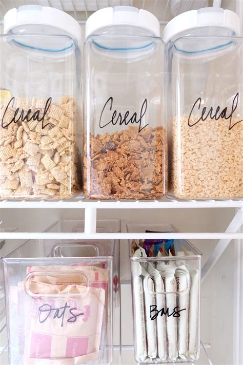 ideas    organize  pantry