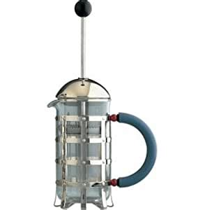 French press coffee has somewhat of a cult following. Amazon.com: Alessi Michael Graves Coffee Press Small: French Presses: Kitchen & Dining