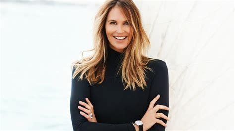 Elle Macpherson Health Fitness Tips Instyle