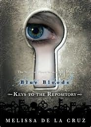 Review Keys To The Repository Blue Bloods 4 5 By