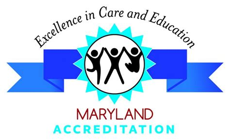 maryland accreditation division of early childhood 786 | mdaccreditationlogo 300dpifinal 0